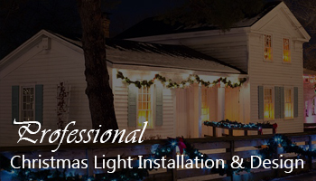 Christmas lighting installations